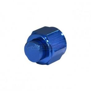 Tampão AN Cônico Fêmea 12AN / AN12 - Azul