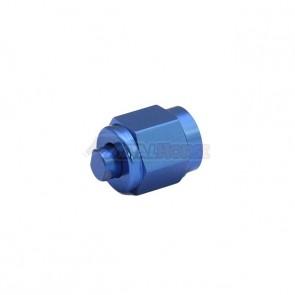 Tampão AN Cônico Fêmea 3AN / AN3 - Azul