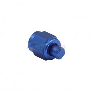 Tampão AN Cônico Fêmea 4AN / AN4 - Azul