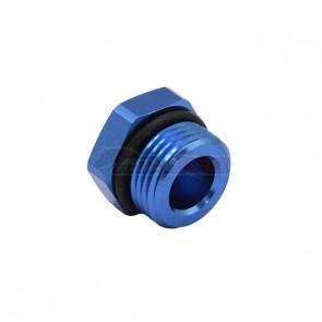 Tampão para Rosca 10AN / AN10 - Azul