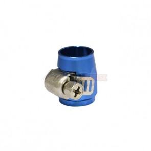 Abraçadeira Aeroquip 4AN / AN4 D.I. 12.8mm - Azul