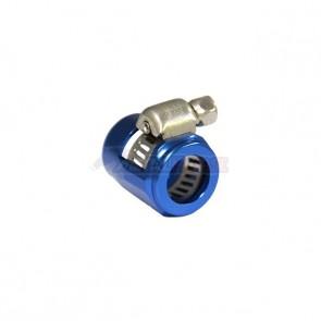 Abraçadeira Aeroquip 6AN / AN6 D.I. 16.0mm - Azul
