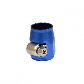 Abraçadeira Aeroquip 7AN / AN7 D.I. 16.25mm - Azul