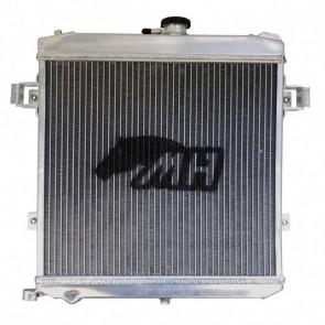 Radiador de Água Racing para Chevrolet GM Chevette / Opala 4cil - Montagem Original