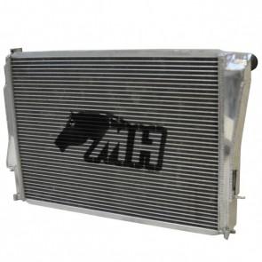 Radiador de Água Racing Completo com Ventoinha para BMW e46 (Não M3) 99-06 - Montagem Original