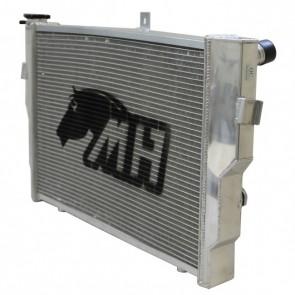Radiador de Água Racing para Chevrolet GM Opala 6cil 75> - Montagem Original