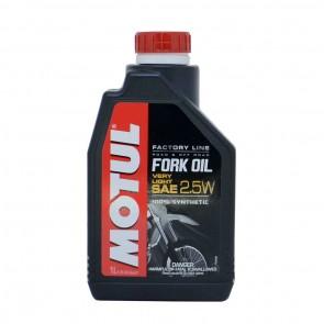 Óleo Motul Fork Oil Factory Line 2,5W 1L