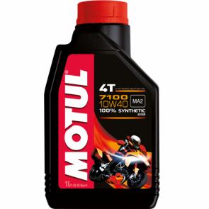 Óleo Motul 7100 4T (100% Sintético) 10W40 1L