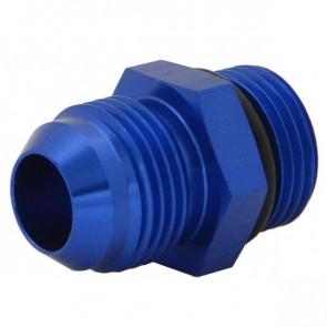 Niple Adaptador Oring 10AN Cônico 10AN - Azul