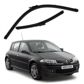 Kit Palhetas para Renault Megane Ano 2007 - Atual