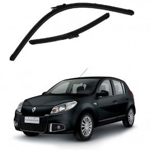 Kit Palhetas para Renault Sandero Ano 2008 - 2014