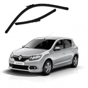 Kit Palhetas para Renault Sandero Ano 2015 - Atual
