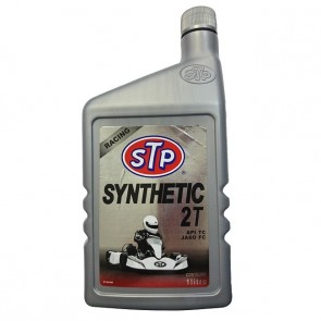 Óleo STP Kart Racing Sintético 2T - 1 litro