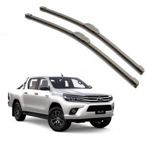 Kit Palhetas para Toyota Hilux Ano 2017 - Atual