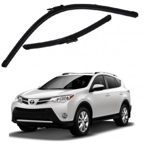 Kit Palhetas para Toyota RAV4 Ano 2014 - Atual