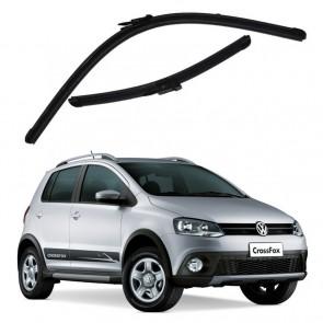 Kit Palhetas Dianteira para Volkswagen Crossfox 2013 a Atual