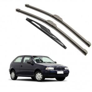 Kit Palhetas Dianteira e Traseira para Volkswagen Gol G2 1995 A 1999