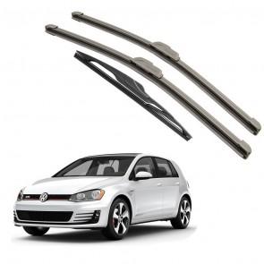Kit Palhetas Dianteira e Traseira para Volkswagen Golf 2015 A Atual