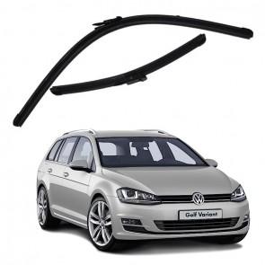 Kit Palhetas para VW Volkswagen Golf Variant Ano 2015 - Atual