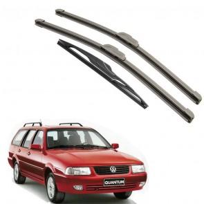 Kit Palhetas Dianteira e Traseira para Volkswagen Santana Quantum 1998 a Atual