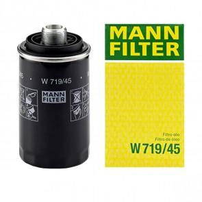 Filtro de Óleo W719/45 (Linha VW) EA888 GEN I e II - MANN