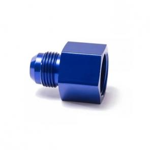 Niple Adaptador Epman Redutor Fêmea 12AN para Macho 10AN - Azul
