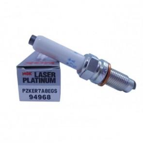 Vela de Ignição LASER PLATINUM PZKER7A8EGS NGK (1 UNIDADE)
